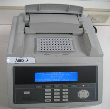 PCR machine