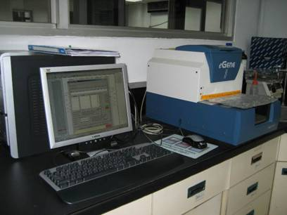 PCR product detection system